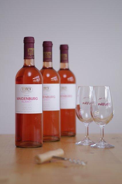Pavlov wines